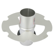 Standrør til nødafvanding-til tag med vakuumafvanding- ø50mm