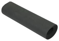 Isolering til tagafløb-udløb: ø40mm, lodret-syntetisk gummi
