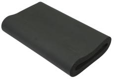Isolering til tagafløb-udløb: ø110mm, lodret-syntetisk gummi
