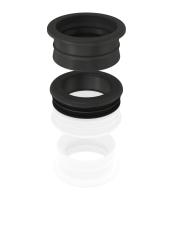 110 mm Mengering for støbejernsovergang afløb ACO