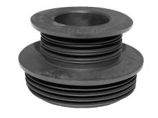 PURUS kombinippel 100-105/75-50 mm TPE PURUS TIL/PVC/MA rør