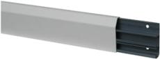 Fodpanel SL 20/110 hvid RAL9010