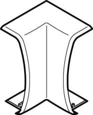 INDV HJØRNE DECORA 74/20 PH