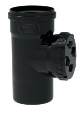 Ø 160 mm Renserør Phonoblack