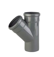 110 x 110 mm Friaphon grenrør 45°