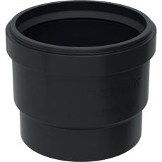 Geberit PE stikmuffe med læbetætning: d=56mm
