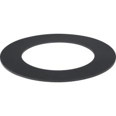 90 mm Flangepakning sort PEH Geberit