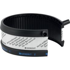 63 mm Fix-bånd sort PEH Geberit
