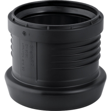 50 x 56 mm PE-S2 adapter Silent PP Geberit