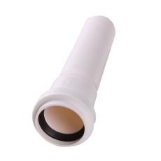 40 x 150 mm Rør afløb hvid PP