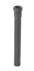 32 x 250 mm Afløbsrør PP grå
