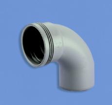 110 mm x 88,5° lang bøjning Wafix PP