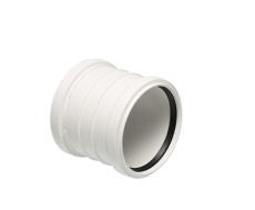 Decibel Dobbeltmuffe 50 mm