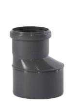110 x 75 mm Lang redus PP grå