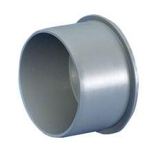 Wavin 40 mm grå PP-afløbsprop