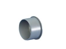 Wavin 110 mm grå PP-afløbsprop