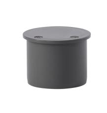 40 mm Prop afløb PP grå