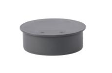 110 mm Prop afløb PP grå