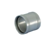 Wavin 40 mm grå PP-afløbsskydemuffe