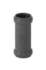 32 mm Skydemuffe afløb PP grå