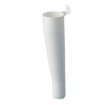 32 mm Hvid vaskemaskinetragt Wavin