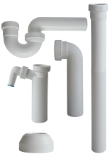 50 mm Vandlås-sæt universal Dallmer