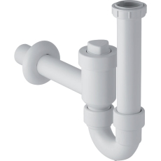 40 mm Vandlås med højtvandssikring PP Geberit