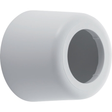 50 mm Roset hvid Geberit