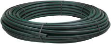 Uponor 32 mm PE OPTO-kabelrør, sort/grøn, 100 m
