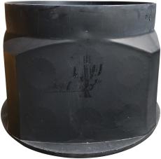 Uni-Seals 625 x 500 mm kabelbrønd, rund