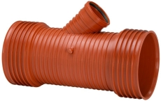 Uponor Double/Rib2/IQ 315 x 110 mm 45 gr. PP-gren, u/gummiri