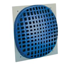 Wavin Q-BIC topdækplade til regnvandskassette