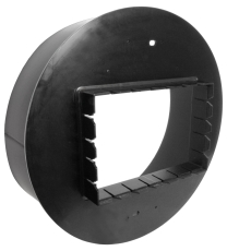 Wavin Q-Bic Plus 600 x 600 x 600 mm inspektionsadgang