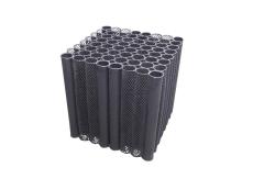 Expo-net Bio-Blok 80 HDGF 540 x 540 x 550 mm faskine, 152 l