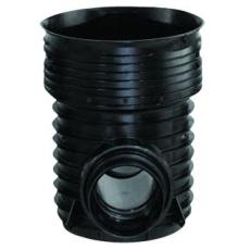 Wavin Tegra 200 x 425 mm TP1-brønd, X-Stream, lige gennemløb