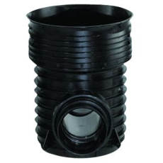 Wavin Tegra 250 x 425 mm TP1-brønd, X-Stream, lige gennemløb