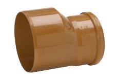 Uponor 200 x 160 mm PVC-kloakreduktion