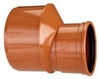 Kaczmarek 250 x 110 mm PVC-kloakreduktion