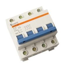 Automatsikring C 16A 3P+N 6kA