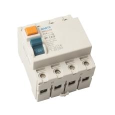 Fejlstrømsafbryder HPFI 40A 4P 30mA 6kA Type A