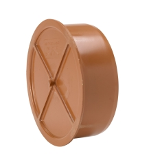 Uponor 200 mm PVC-kloakprop