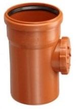Kaczmarek 250 mm PVC-kloakrenserør