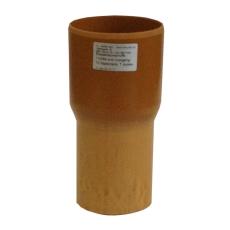 HL 110/74 x 110 mm ekspansionsovergang til 110 mm glat muffe
