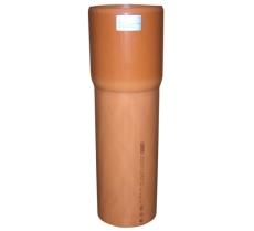 HL 160/145 x 300 mm ekspansionsovergang til 160 mm glat muff