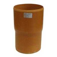 HL 200/188 x 135 mm ekspansionsovergang til 200 mm glat muff