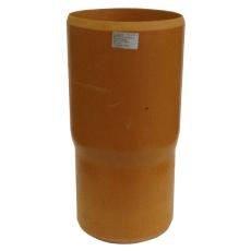 HL 250/234 x 185 mm ekspansionsovergang til 250 mm glat muff