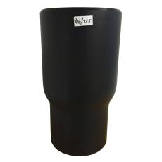 HL 400/335 x 200 mm ekspansionsovergang til 400 mm glat muff