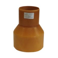 HL 110/165 mm krympemuffe med gummiring til 10 cm betonspids