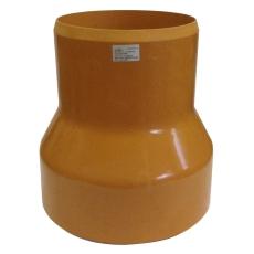 HL 315/396 mm krympemuffe med gummiring til 30 cm betonspids