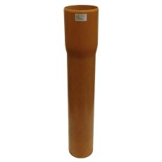 HL 110/94 x 810 mm sokkelforingsmuffe til 110 mm glat muffe
